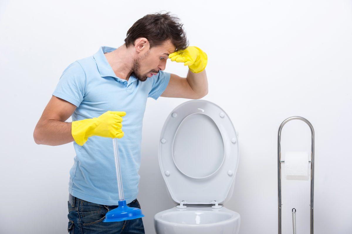 I Have Toilet & Shower Clogged | Drainage Networks | Drainage Specialists